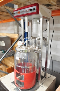 Fermentation controller with 20L vessel