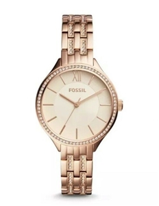 Stunning new Ladies Fossil Suitor rose-g