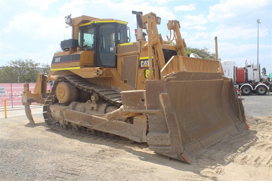 2005 Caterpillar D9T Crawler Dozer