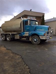1989 Kenworth T600 6x4 Water Truck