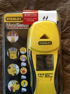 Stanley MetalSensor - Multi Depth Wire a