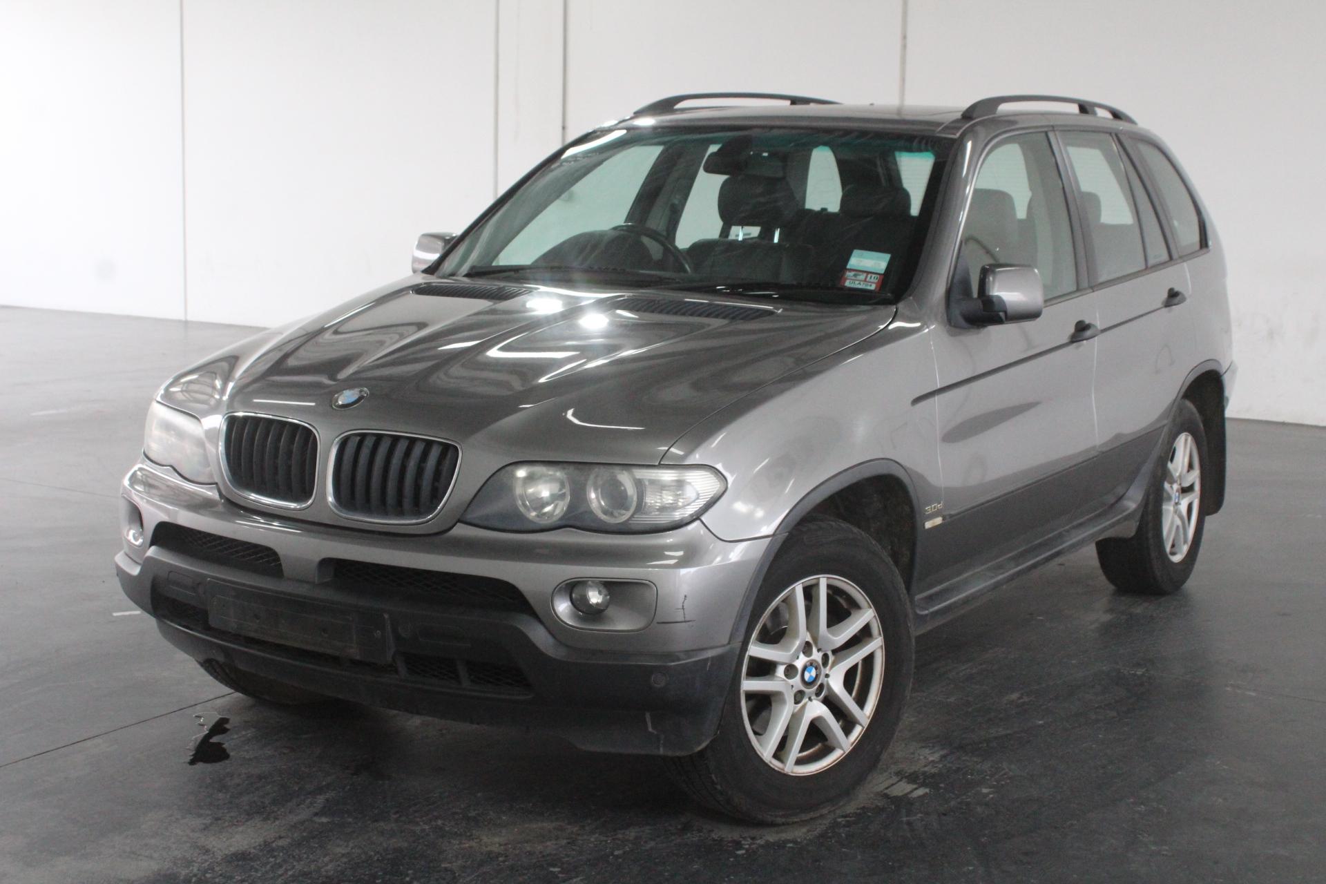 2006 BMW X5 3.0d E53 Turbo Diesel Automatic Wagon