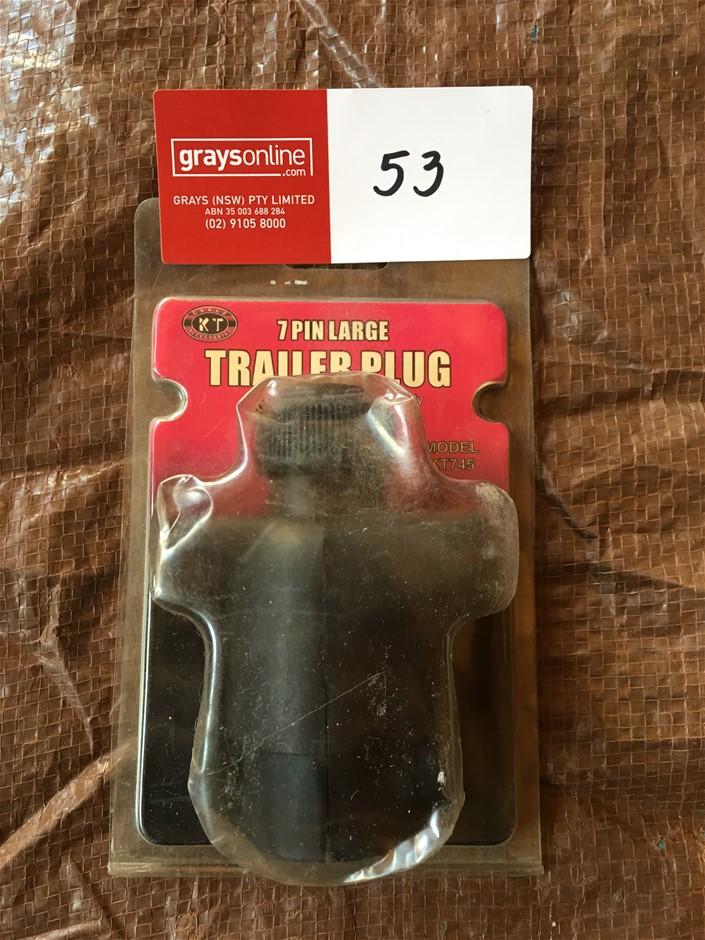 LED Trailer Plug