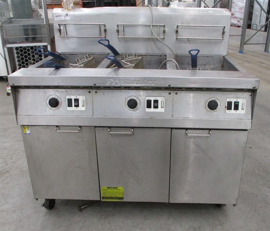 Frymaster FP347ESD 3 Pan Deep fryer