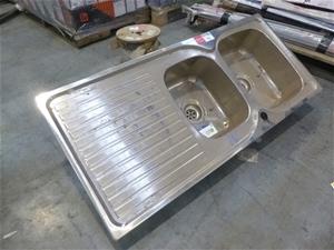 Oliveri Tasman Endeavor Stainless Sink