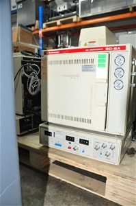 Gas chromatograph with Thermal Conductiv