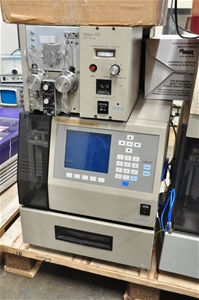 Pallet of Waters and Shimadzu HPLC gear: