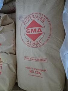 A Large Quantity of Garnet, GMA