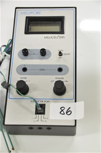 Volt/ohmmeter, electrical resistance sys