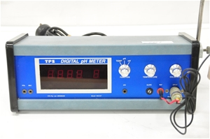 pH meter with stand and probe, 240V. TPS