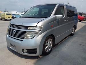2002 Nissan Elgrand Automatic Van