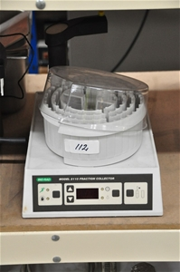 Fraction collector, 240V. Biorad 2110 (2