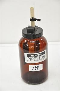Bottle dispenser 10ml x 0.2ml with 1 lit