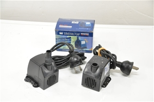 (Qty of 2) Submersible pumps. (266478-16