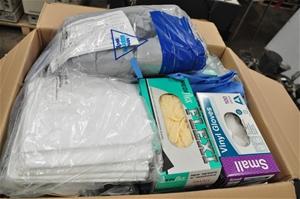 Safety ware consisting of: 20 cartons su