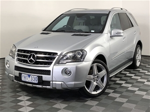 2011 Mercedes Benz ML 350 (4x4) W164 Aut