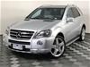 2011 Mercedes Benz ML 350 (4x4) W164 Automatic Wagon