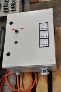 3 phase equipment soft starter/controlle