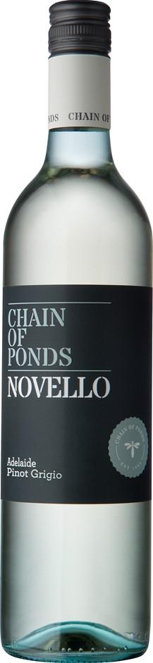 Chain Of Ponds Novello Pinot Grigio 2018 (12 x 750mL) Adelaide Hills, SA