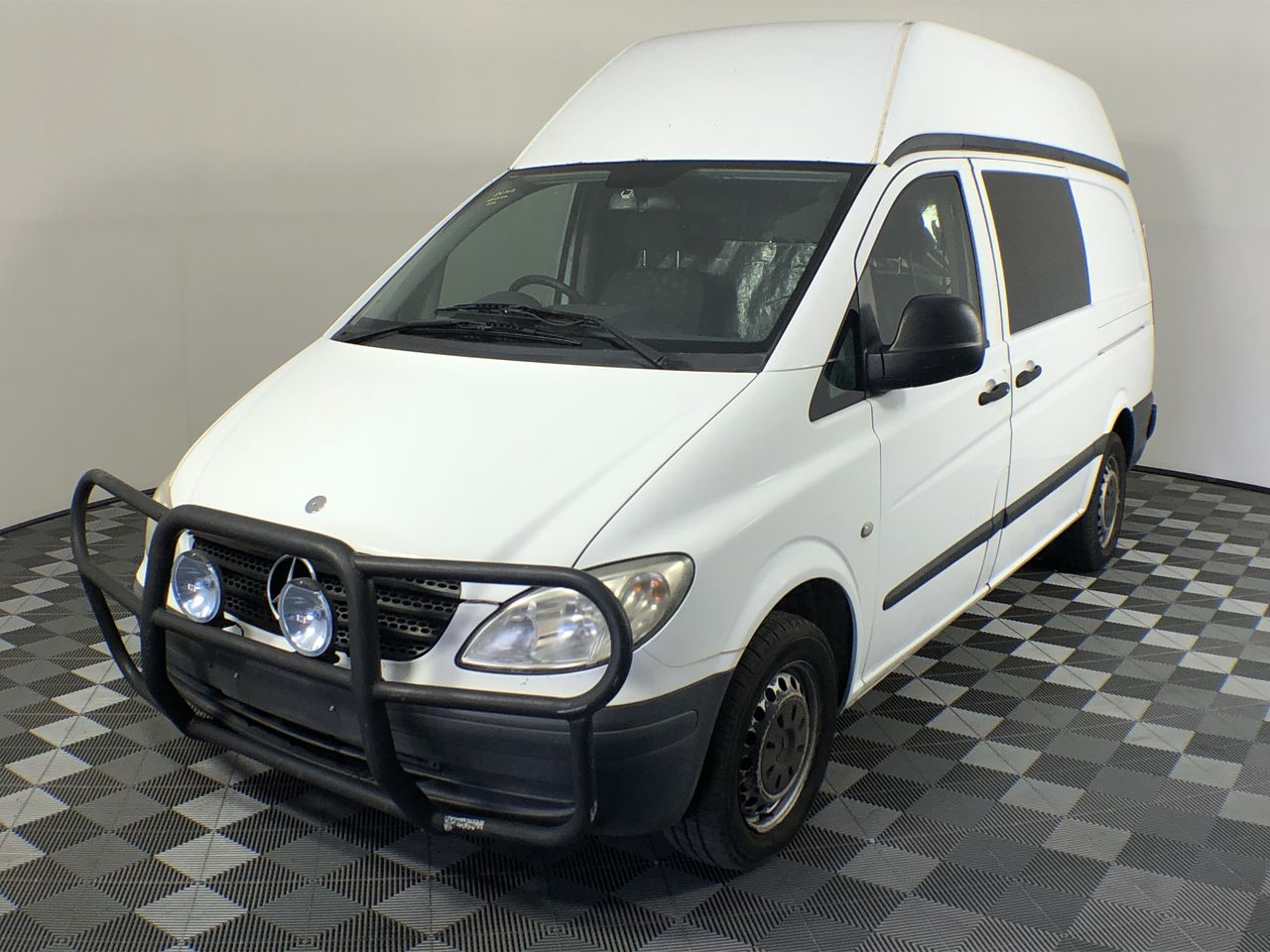 Mercedes Benz Vito 109CDI LONG HI-ROOF Turbo Diesel Manual Van