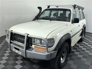 1994 Toyota Landcruiser GXL (4x4) FZJ80