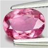 0.66ct. Genuine Oval facet Pink Tourmaline