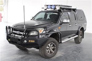 2009 Ford Ranger XLT (4x4) PK Turbo Dies