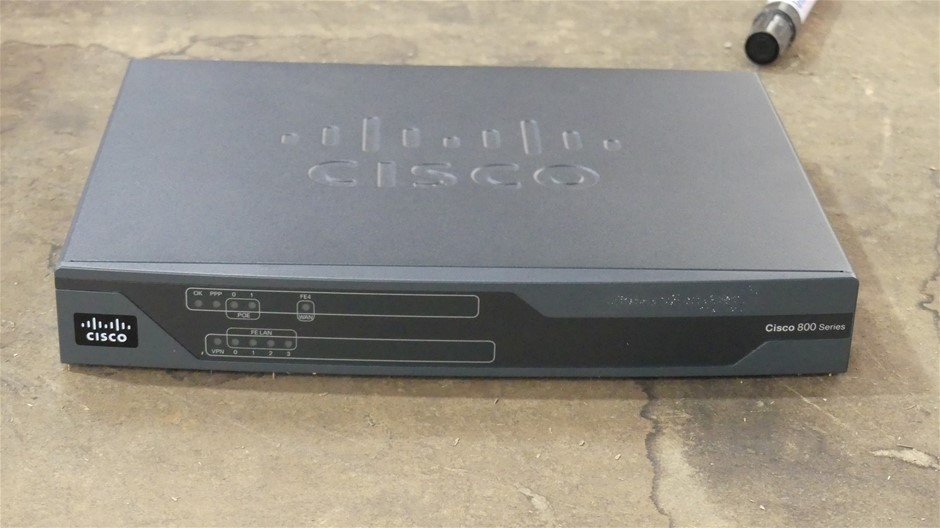 Cisco 881 Integrated Services Router