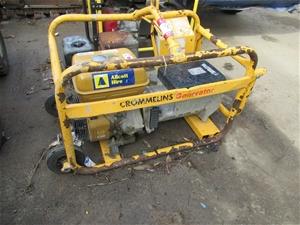 Crommelin Portable Generator 8 KVA