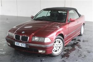 1997 BMW 3 28i E36 Automatic Convertible