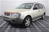 2007 Ford SY Territory Automatic 7 Seats (Service History)