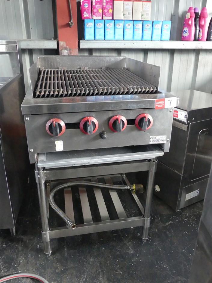 Gasmax QR-24 Free Standing 4 Burner Grill