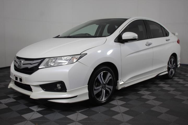 2016 Honda CITY VTi-L Automatic Sedan (WOVR+Inspected)