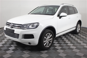 2012 (2013 Complied) Volkswagen Touareg