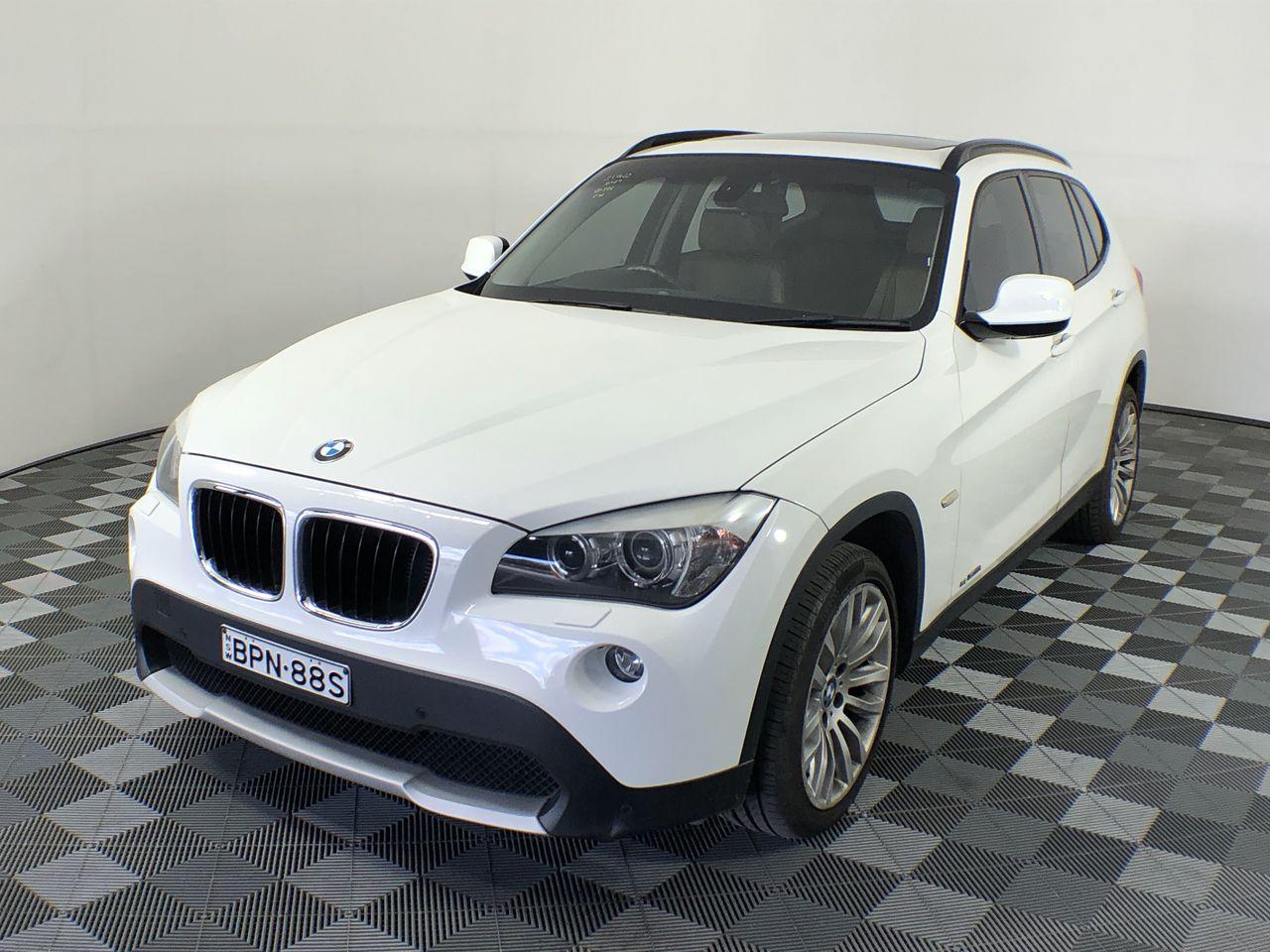 2010 BMW X1 sDrive 18i E84 Automatic Wagon - 104,204km
