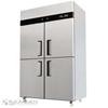 Unused 4 Door Fridge/Freezer Combo - YBCF04-SS