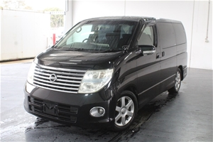 Nissan Elgrand AWD Automatic People Move