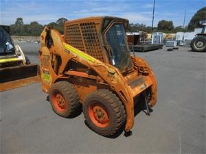 2011 Bobcat S185 840Kg Diesel Skid Steer