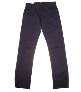 SIGNATURE Men`s 5-Pocket Brushed Cotton