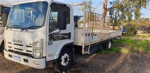 2008 Isuzu NQR450 4x2 Tray Top Truck