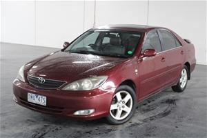 2002 Toyota Camry Azura MCV36R Automatic