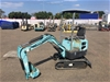 CX10T Mini Hydraulic Excavator