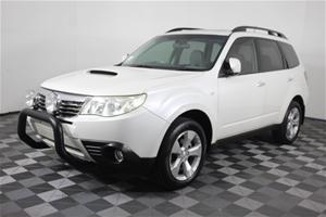2008 Subaru Forester XT Turbo Premium Au
