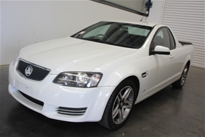 2012 Holden Commodore Series 2 Utility A