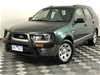 2005 Ford Territory TX (4x4) SY Automatic Wagon