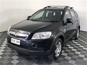 2007 Holden Captiva CX (4x4) CG Turbo Di