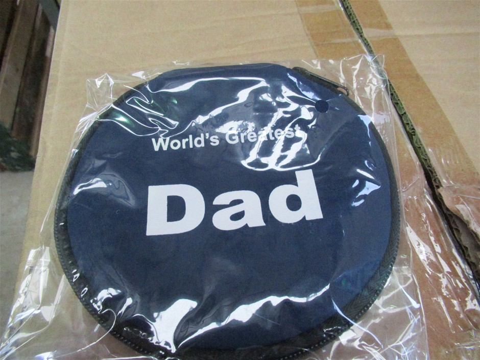 CD Wallets (Worlds Greatest Dad)