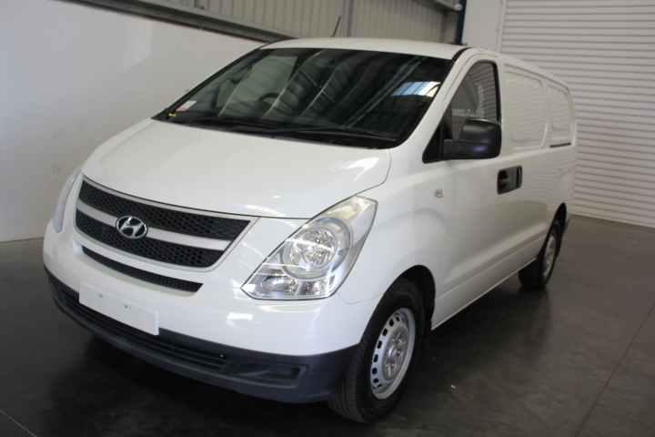 2011 Hyundai iLOAD TQ Turbo Diesel Manual Van(Service History)
