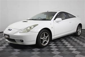 2000 Toyota Celica ZR Automatic Hatchbac