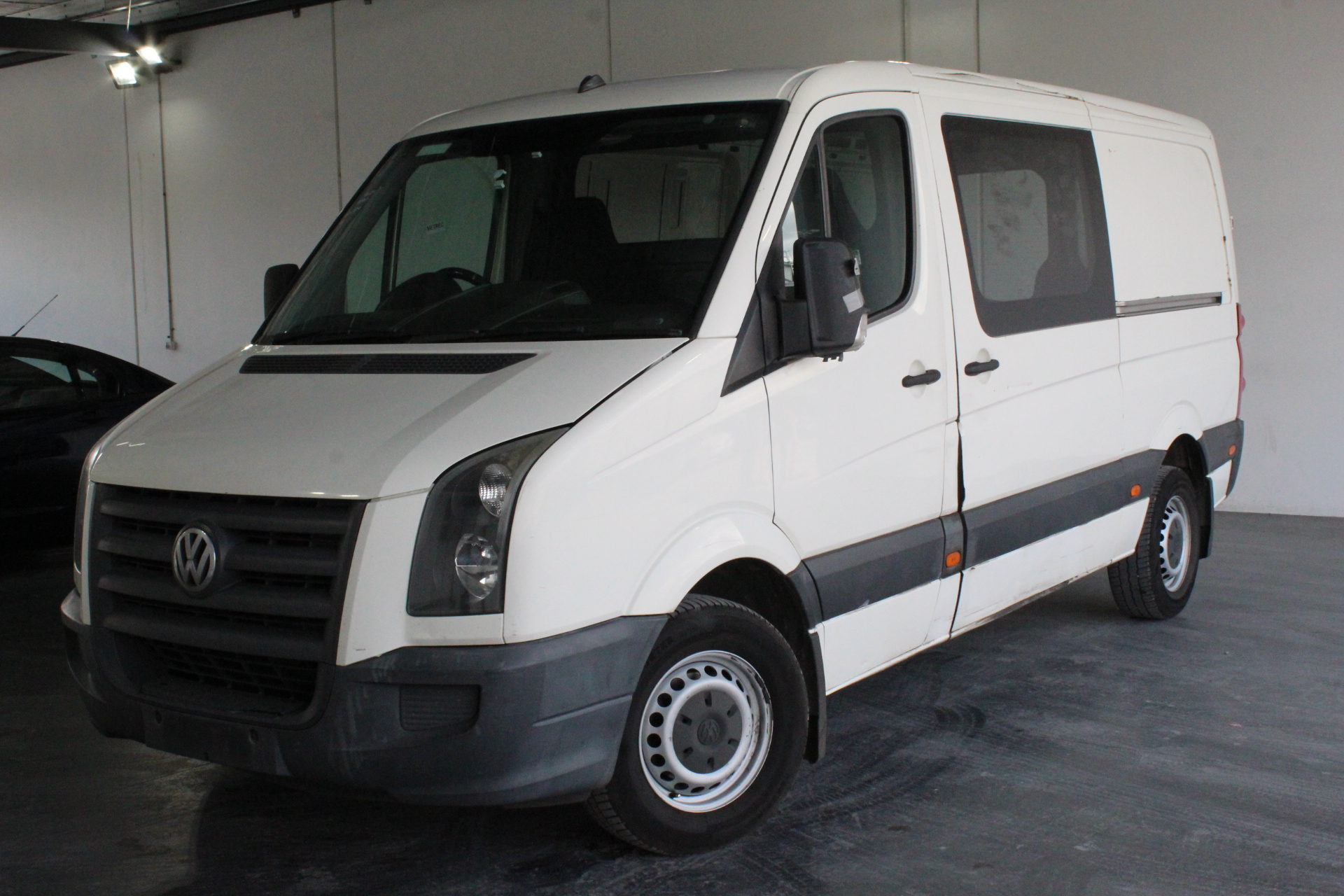 2007 Volkswagen Crafter 35 MWB Turbo Diesel Manual Van